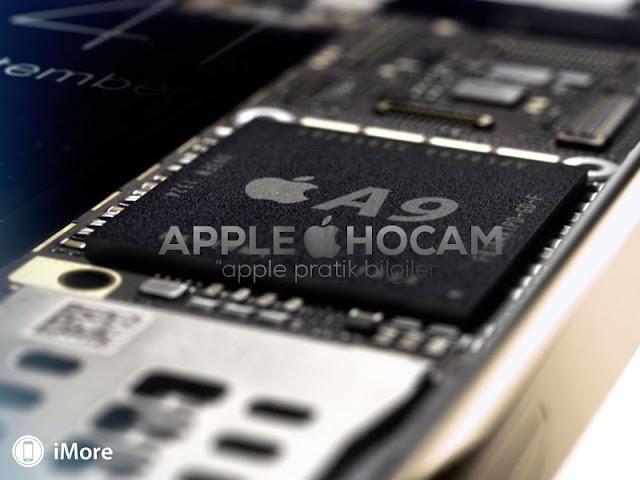 iPhone 6S inanilmaz isletim gücü ve hizi
