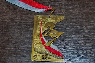 Medal Bieg Konstytucji 3 Maja