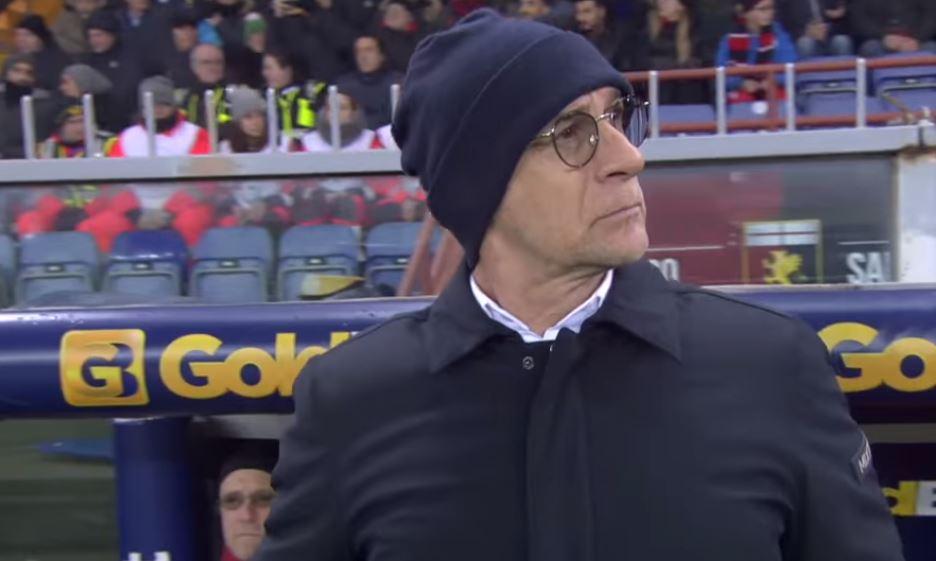 La conferenza stampa di Davide Ballardini pre Bologna Genoa, 26 giornata di serie A