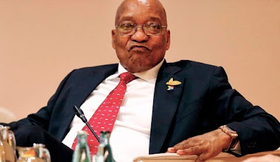 Zuma's fate is decided, he will be recalled January 8-Reports