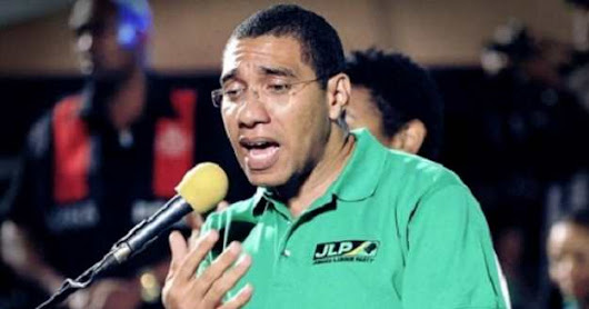 Can Andrew Holness And the JLP Live Up To There Promises