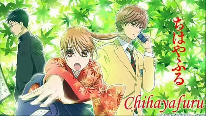 جميع حلقات انمي Chihayafull S1 شيهايا فورو الموسم الأول مترجم على عدة سرفرات للتحميل والمشاهدة المباشرة أون لاين جودة عالية