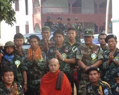 Militer Myanmar Minta Maaf Terbitkan Foto Palsu Rohingya
