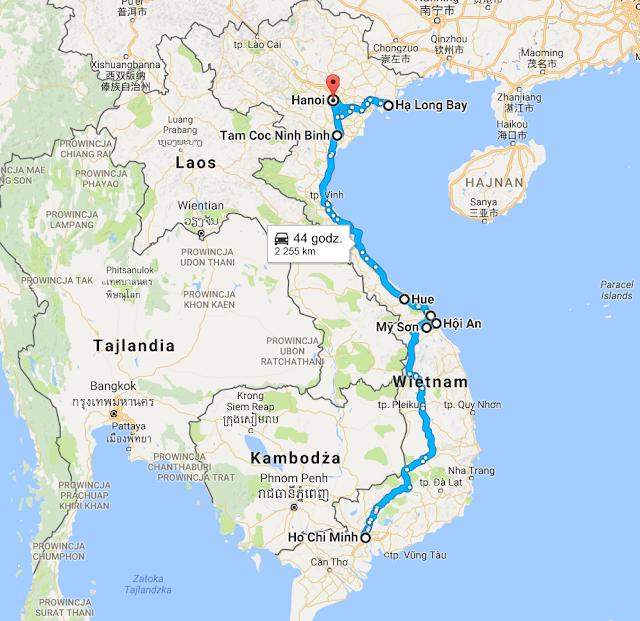 Wietnam - część 1