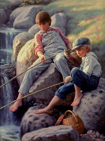 Mark Arian, Romantic Figurative painter, 1947