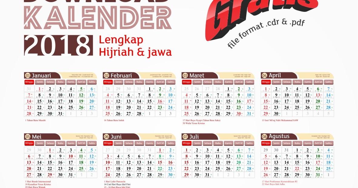 32+ Desain Kalender Hijriah