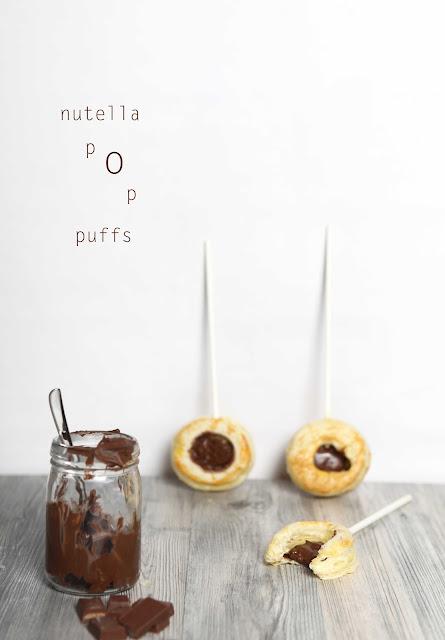 nutella pop puffs