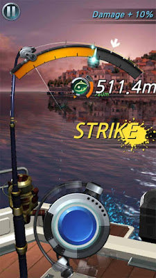 Ini ia permainan yang cocok sekali untuk menyalurkan talenta sobat Download Fishing Hook v2.1.4 (Kail Pancing) MOD Unlimited Money
