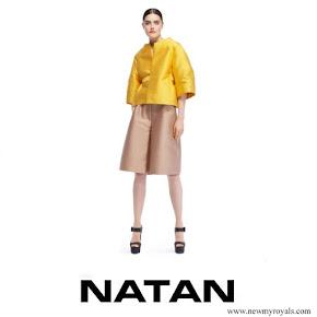 Maxima wore NATAN Coat Queen Maxima Style
