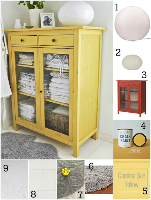 Wednesday S Want This Look Sunny Grays Linen Storage