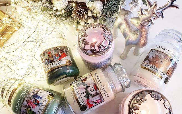 Let it snow! 6 ulubionych ŚNIEŻNYCH zapachów Yankee Candle :)  - Czytaj więcej »