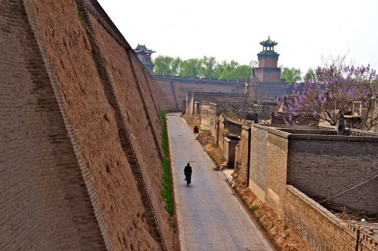 16. Ping Yao, China - 29 Most Romantic Alleys to Hike