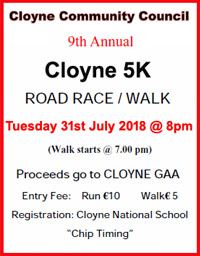 http://corkrunning.blogspot.com/2018/07/notice-cloyne-5k-road-race-tues-31st.html