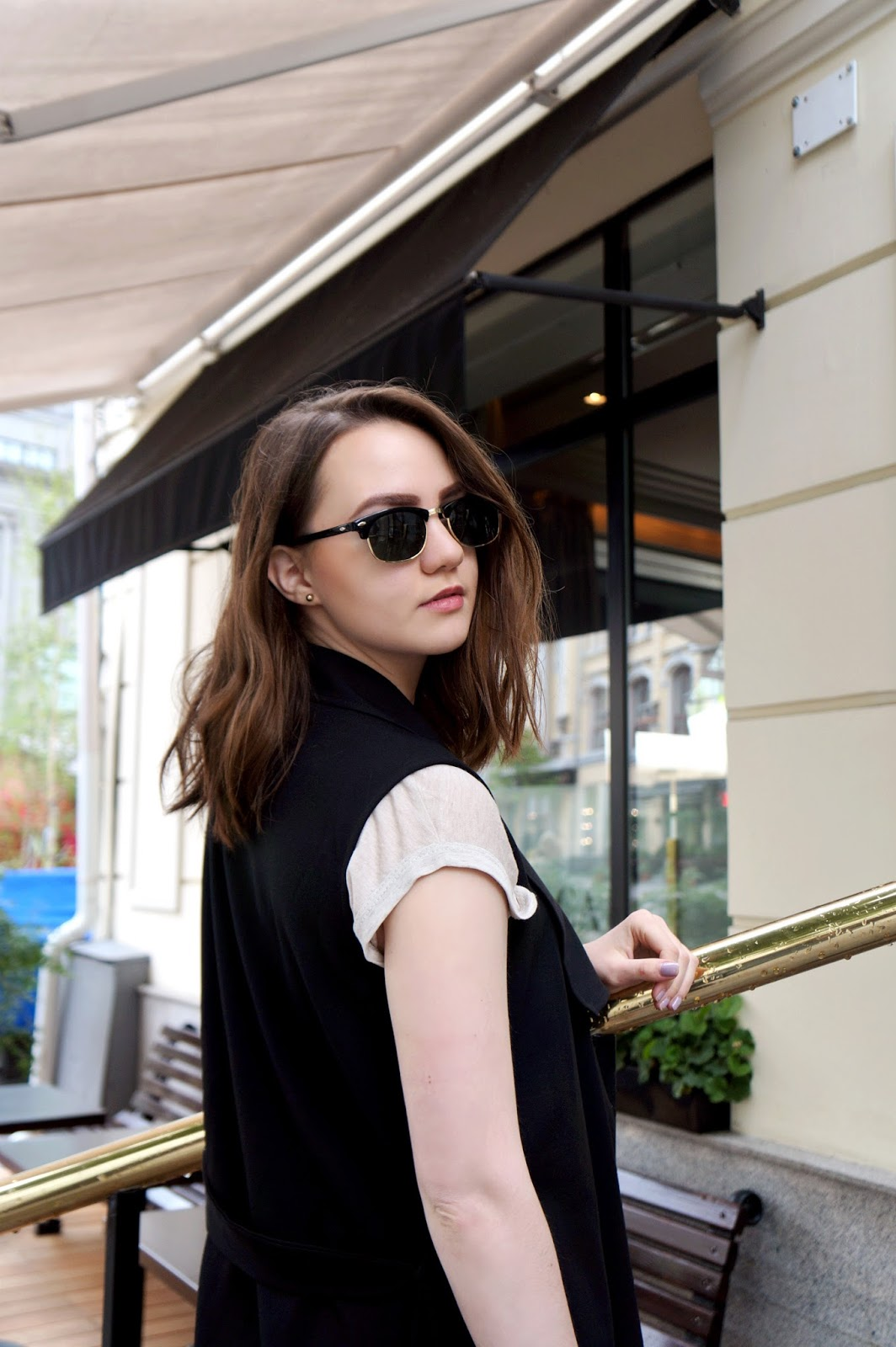 Hindsight Vintage Sunglasses | Asos | Fashion Blogger