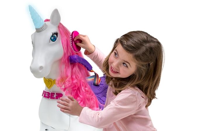 Unicornio de famosa