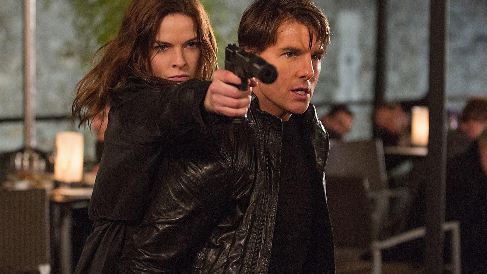 """Tom Cruise aceita fazer """"Missão: Impossível 6"""", filmagens começam em 2017"""