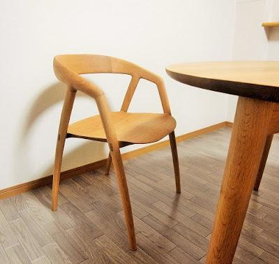 宮崎椅子製作所 DC09 ナラ