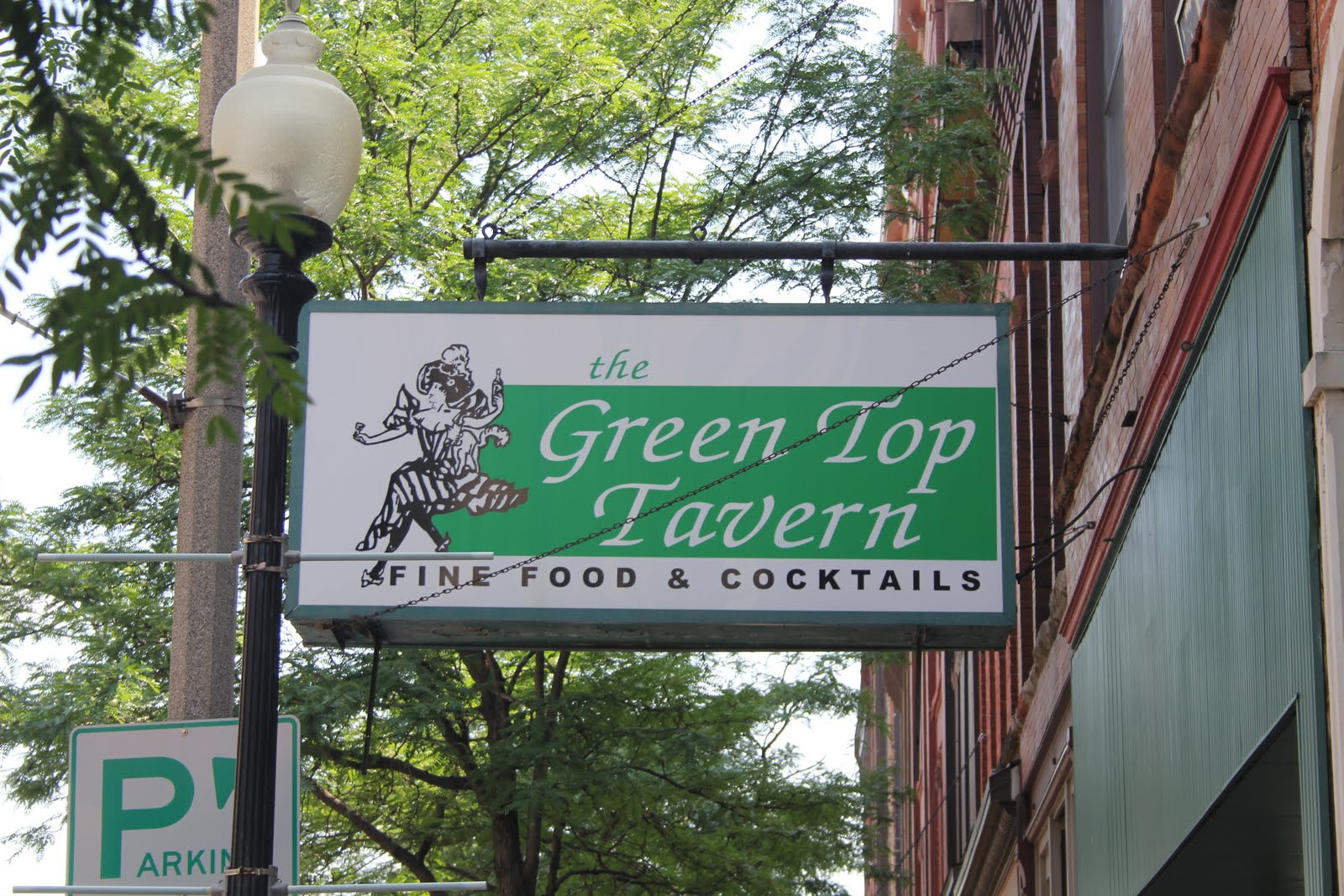 The Green Top Tavern