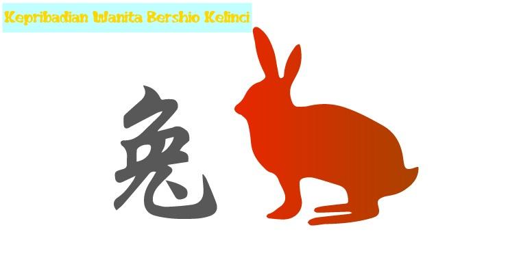 Berikut Kepribadian Wanita Bershio Kelinci