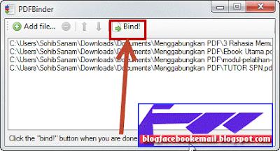 cara menggabungkan file pdf dengan mudah