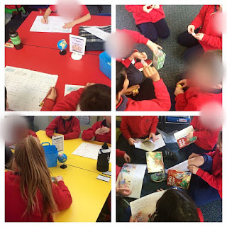 Reading Group activities