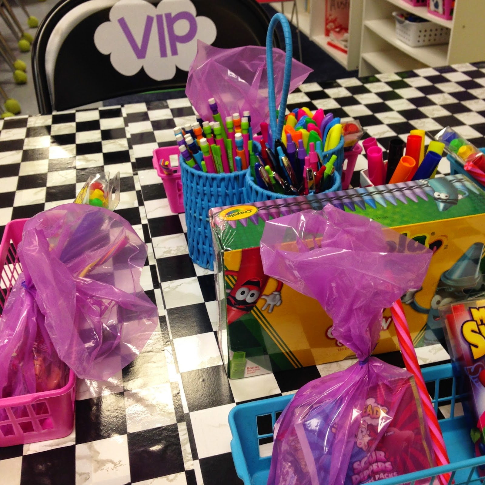 Classroom Vip Ideas : Life in fifth grade all about the vip