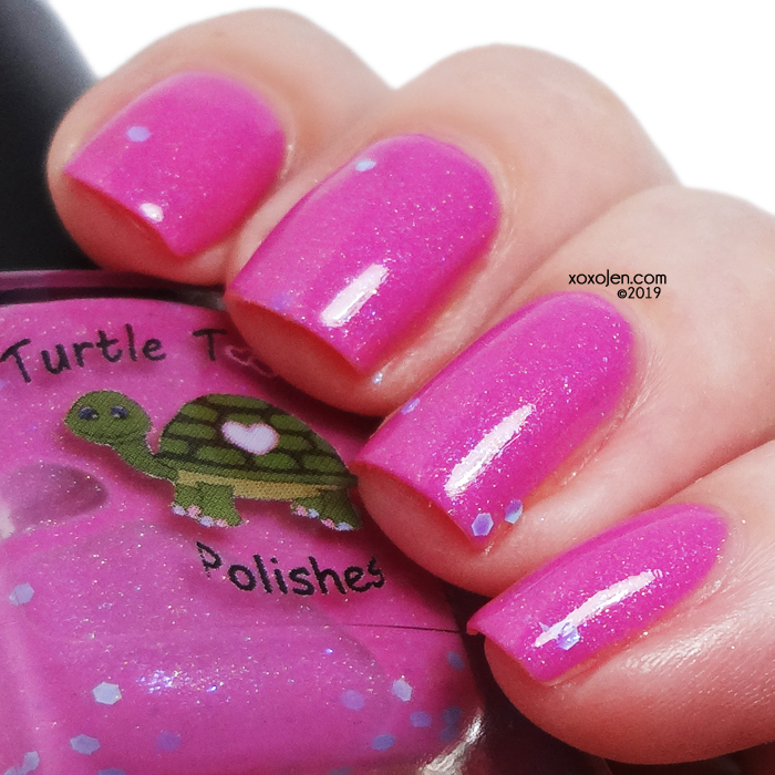 xoxoJen's swatch of Turtle Tootsie Ringo