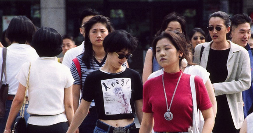1990s South Korea Street Style 18 Forgotten Trends All
