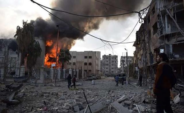 ΗΠΑ: Απειλούν με αντίποινα τη Συρία λόγω ενδείξεων χρήσης χημικών όπλων