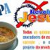 EQUIPE DO REVOLUÇÃO JESUS DISTRIBUI SOPA EM BELO JARDIM
