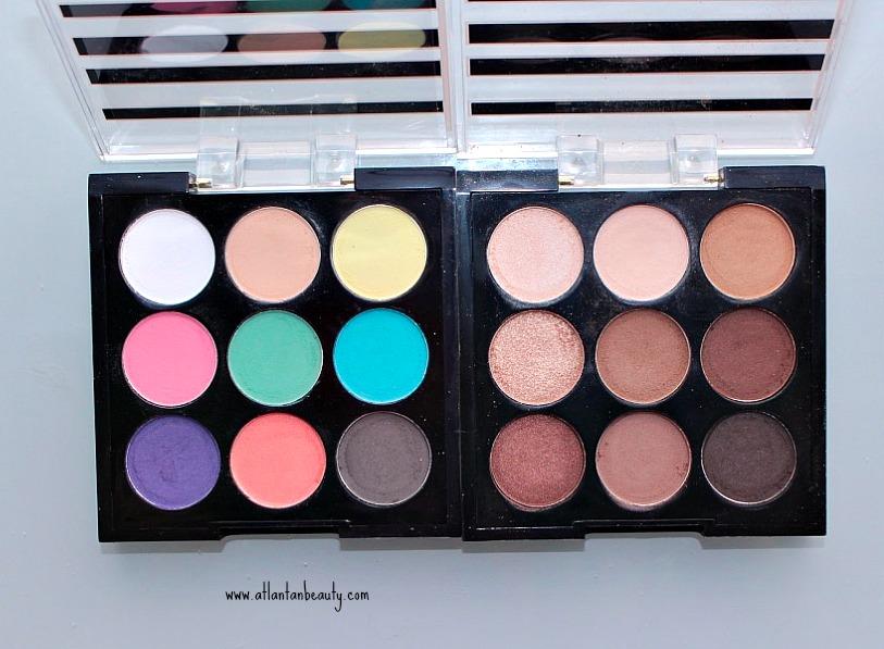 Kokie Cosmetics Eyeshadow Palettes