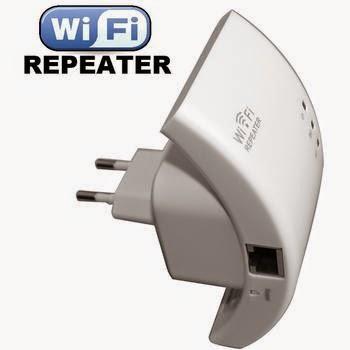 Repetir desde la red electrica