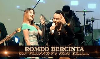 Lirik Lagu Romeo Bercinta - Nella Kharisma Ft Noval KDI
