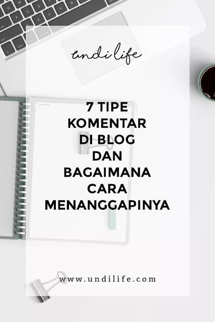 7 tipe komentar di blog