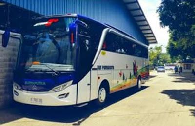 bus pariwisata surya putra bandung