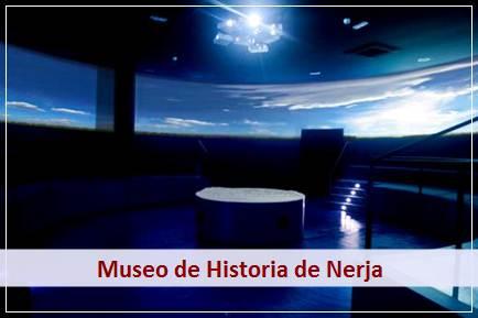 Podrá visitar El Museo de Historia de Nerja