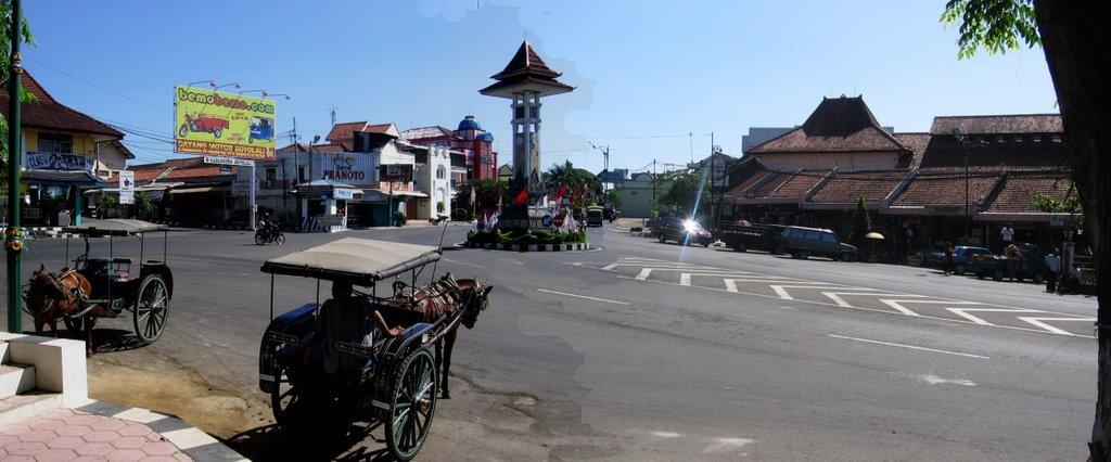 kota Boyolali Jawa Tengah