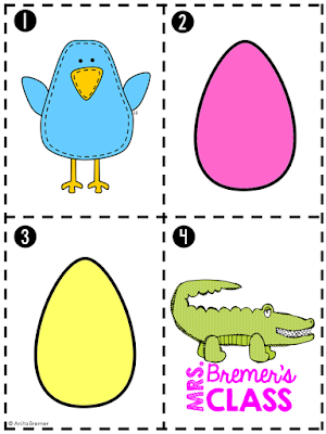 This book study is filled with companion activities to go with Kevin Henkes' book Egg. It's perfect for a spring theme!