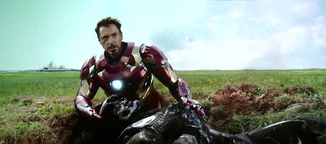 Captain America Civil War 2016 720p HDTC Dual Audio