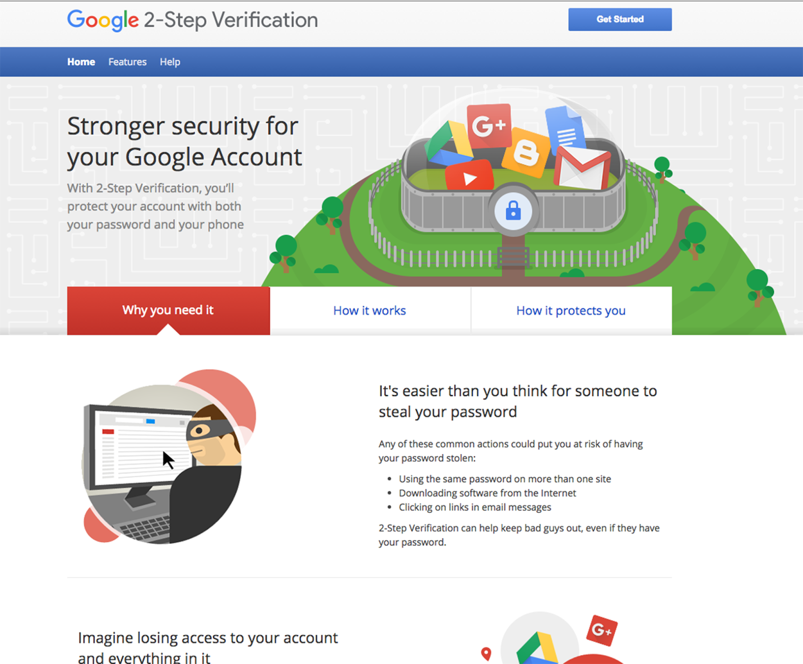 Google Does Step Verification Much Easier to Use