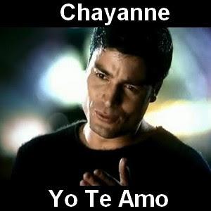 Chayanne - Yo Te Amo