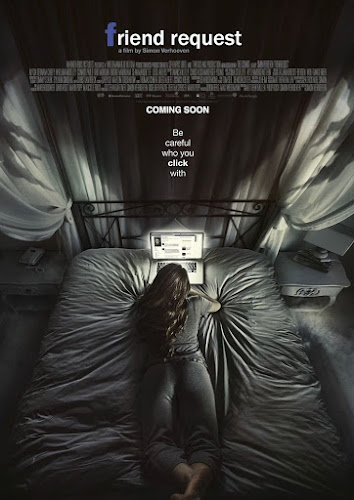 Friend Request (BRRip 720p Ingles Subtitulada) (2016)