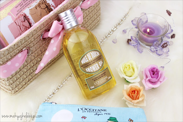 L'OCCITANE  HUILE DE DOUCHE SHOWER OIL