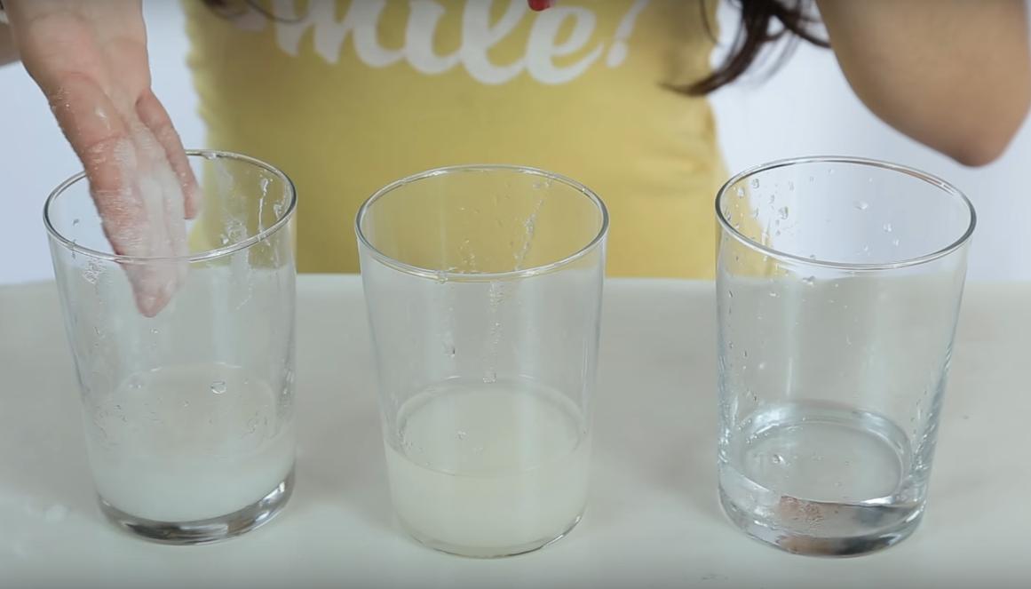 Experimentos Caseros La Carrera De Hielos Agua Sal Y Azúcar