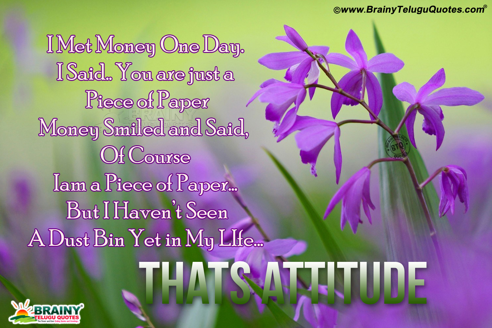 attitude quotes in englishbest inspirational life success