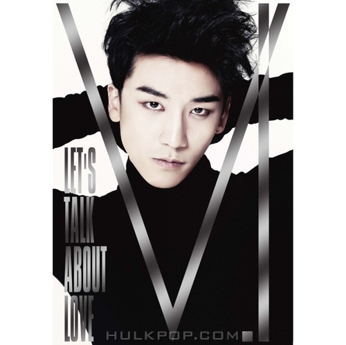 V.I (from BIGBANG) – LET'S TALK ABOUT LOVE (ITUNES PLUS AAC M4A)