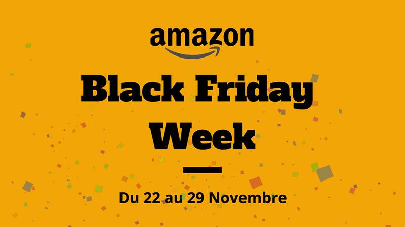 Black Friday Week: Découvrez les Meilleures Offres Amazon