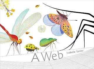 A Web by Isabelle Simler