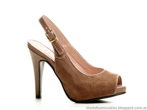Zapatos Alfonsa Bs. As. moda invierno 2013