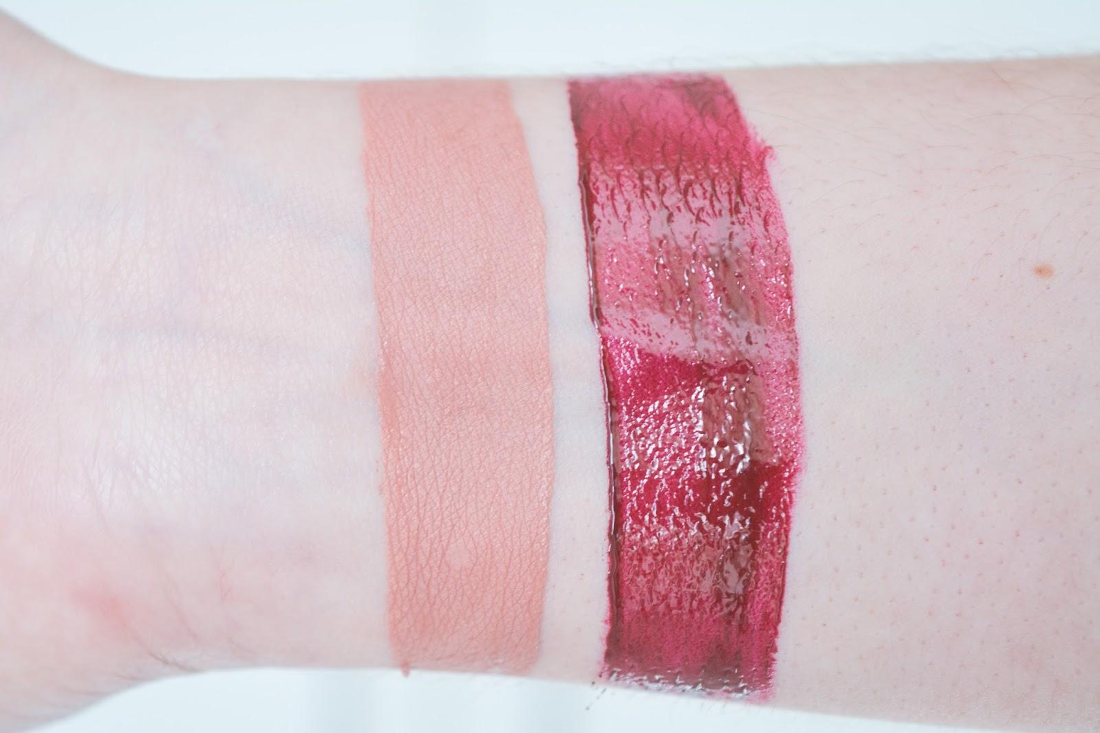 Tarte tarteist lip wardrobe set pink ivory makeup for Tarte lip paint namaste